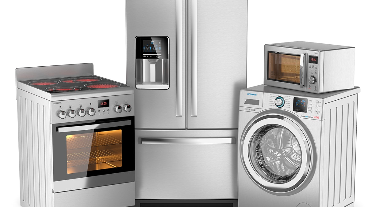 4 Tips for Buying Household Appliances