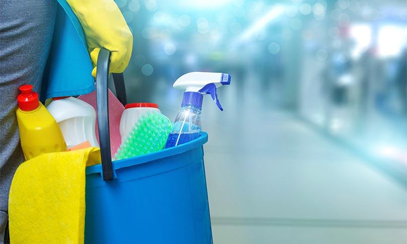 Cleaning Under Pressure