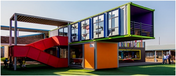 How Chicago is Using Shipping Containers