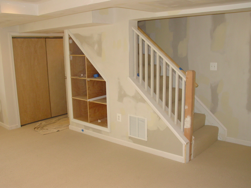 Best Options for Finishing Your Basement Stairs